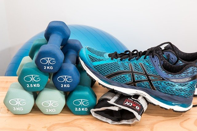 Fitness historie