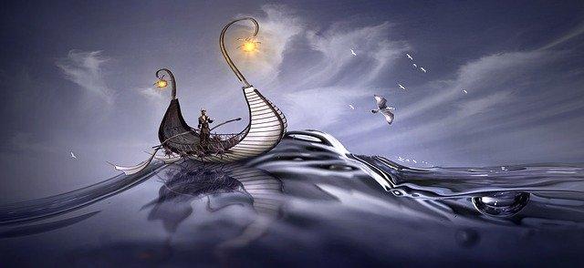 Vikingernes historie